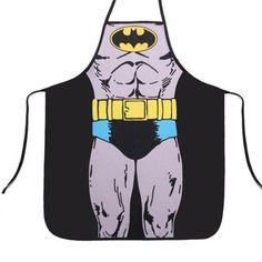 BatMan DC Comics Superhero Party Kitchen Apron