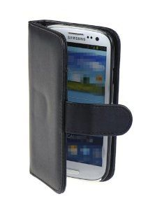Grade PU leather wallet card about the flip mobile phone case for Samsung I9500