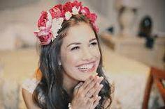 Resultado de imagen de coronas flores novias