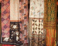 MAD ABOUT SAFFRON - Bohemian Gypsy Curtains