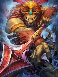 Anhur - Slayer of Enemies | #SMITE