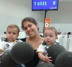 #Cidadania em dose dupla no Poupatempo Birigui: os gêmeos Gabriel Rodrigues e Rafael Rodrigues Vicheti foram com a mãe, Ingrid Daiane, tirar o primeiro RG. Parabéns à família!