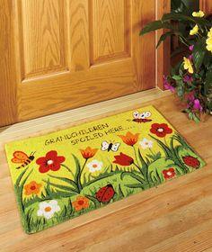 """30"""" Coir Doormats  $8.95 each"""