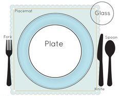 Template Tuesday is dedicated to providing FREE preschool printables. Today's template is inspired by a fun and multipurpose preschool activity… Table Settings! Preschool Tables, Preschool At Home, Preschool Ideas, Self Help Skills, Life Skills, Learning Centers, Early Learning, Craft Activities For Kids, Toddler Activities