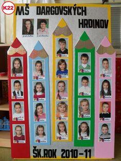 15 Terrific Back to School Bulletin Boards Classroom Charts, Classroom Walls, Classroom Displays, Preschool Classroom, Preschool Crafts, Class Decoration, School Decorations, Orla Infantil, Art For Kids