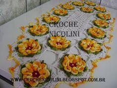 Croche Nicolini: CAMINHO DE MESA
