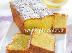 Plum cake delicato al limone e olio d'oliva – senza latticini   <3