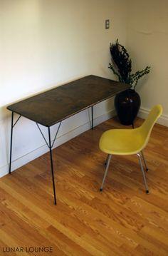 Nice simple table.
