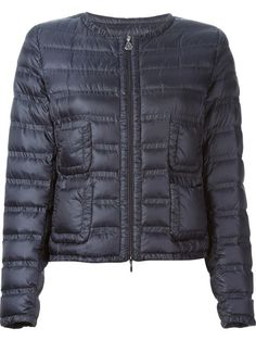 Shop Moncler 'Lissy' padded jacket in Parisi from the world's best independent boutiques at farfetch.com. Over 1000 designers from 300 boutiques in one website.