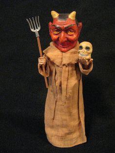 Halloween Devil..with devil head.