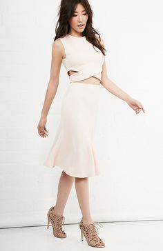The Fifth Label Starstruck Skirt in Pink   DAILYLOOK