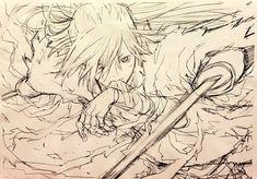Art Village, Vocaloid, Samurai, Otaku, Art Drawings, Naruto, Anime Art, Animation, Fan Art
