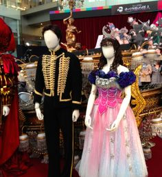 Operafantomet: phantoming, The current Star Princess costume in POTO Nagoya,...