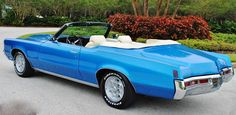 1972 Pontiac Grand Prix SJ convertible