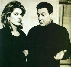 Robert De Niro and Catherine Deneuve - Google Search