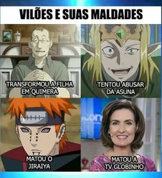 vou colocar uns meme de animes. vai ter vezes q eu vou colocar uma fo… #humor # Humor # amreading # books # wattpad Naruto Meme, Anime Naruto, Anime Manga, Anime Meme, Otaku Meme, Ver Memes, Dankest Memes, Funny Memes, Naruto Shippuden Sasuke