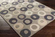 Surya Cosmopolitan Rug in Blue, Yellow or Black Decorative Accessories, Home Accessories, Indoor Outdoor Rugs, Home Decor Trends, Accent Furniture, Cosmopolitan, Blue Yellow, Accent Decor, Taupe