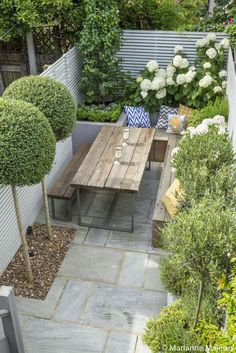Fulham | Slim & Subtle Garden Design London