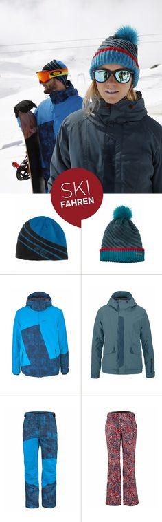 Ob Snowboard oder Ski – auf der Piste zeigst du nicht nur dein Können, sondern auch deinen Style. Diese Kombi von Chiemsee bringt dir optimale Funktionseigenschaft, coole Farben und Muster – und natürlich die Sicherheit, voll im Trend zu sein.