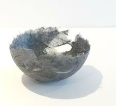Ann Symes  Handmade paper bowl