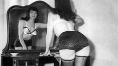 #BettiePage Reveals All: Pin-Up Legend In Her Own Words