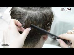 Sposoby ciecia. - YouTube Haircuts For Men, Bobby Pins, Hair Cuts, Hair Accessories, Hair Styles, Youtube, Beauty, Facebook, Dresses