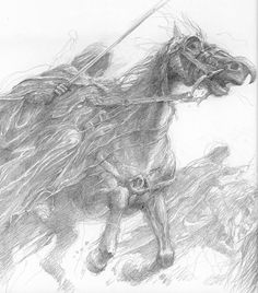 alan_lee_the lord of the rings_sketchbook_03_nazguls03.jpg (1404×1600)