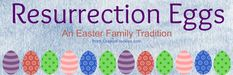 Crayon Freckles: Resurrection Eggs: The Easter Story for Kids {free...