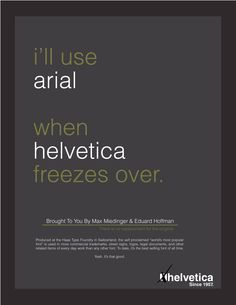 So Funny.  DES113 Type Poster