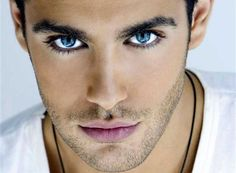 Kosta Martakis I can't stop looking at his eyes. http://pinterest.com/markabsher