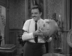 Gomez Addams Original Addams Family, The Addams Family 1964, Addams Family Tv Show, Adams Family, Gomez And Morticia, Morticia Addams, John Astin, Happy Birthday John, Charles Addams