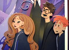 Brittney Lee's Geektastic Harry Potter-Themed Art [Pics]