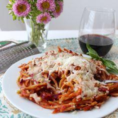 use Broccoli Slaw instead Spaghetti : Living Well Kitchen