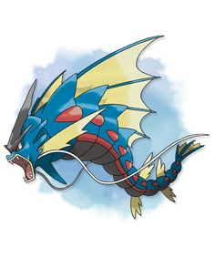 Pokemon X and Y | Mega Gyarados