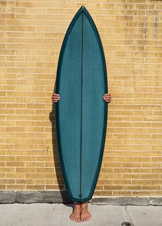 ANDREW KIDMAN CHANNEL BOTTOM SINGLE FIN 6'2