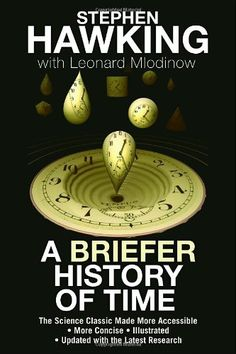 Bestseller Books Online A Briefer History of Time Stephen Hawking, Leonard Mlodinow $14.96  - http://www.ebooknetworking.net/books_detail-0553385461.html