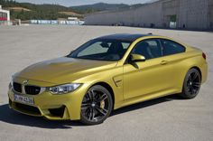 BMW M4 Coupe laps 'Ring in seven:52, bests outgoing M3 - http://www.justcarnews.com/bmw-m4-coupe-laps-ring-in-seven52-bests-outgoing-m3.html