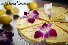 Tarta cytrynowa - W Krainie Smaku | W Krainie Smaku