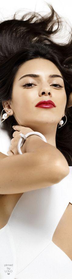 Kendall Jenner Harper's Bazaar Magazine | LOLO❤︎