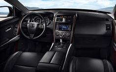 Interior 2017 Mazda CX-9