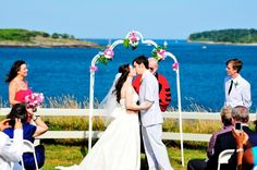 Southern Maine Community College Wedding