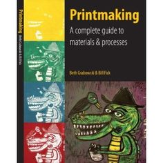 Best printmaking text on the market.