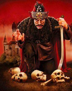 Dracula Vlad Impaler x photo reprint , Vlad Tepes / Transylvania Hero Bram Stoker's Dracula, Count Dracula, Vampire Dracula, Gothic Fantasy Art, High Fantasy, Vampires, Vlad El Empalador, Order Of The Dragon, Be Brave Tattoo