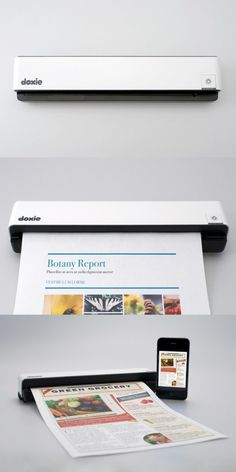 Doxie Go portable scanner