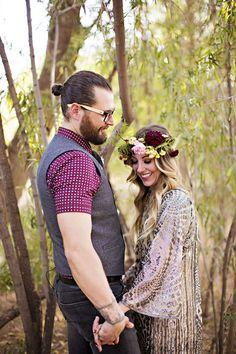 Colourful Bohemian Wedding | Jane Z Photography | Bridal Musings Wedding Blog 44