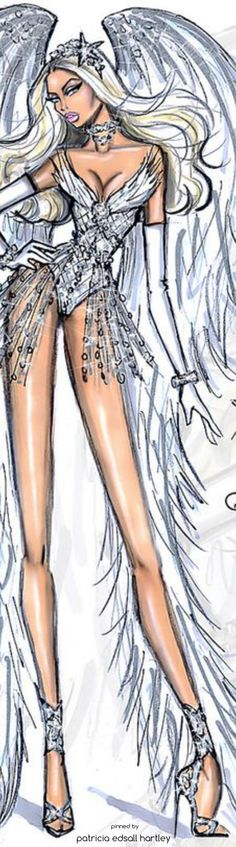 Victoria's Secret 2014 Collection by Hayden Williams