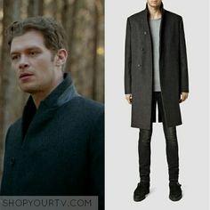 The Originals: Season 3 Episode 16 Klaus' Coat