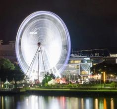The Brisbane Wheel - Southbank, Brisbane Australia