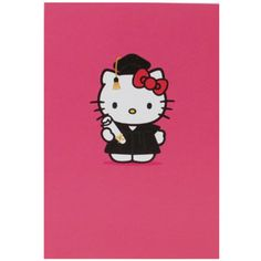 Hello Kitty Card: Graduation KT