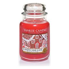 Yankee Candle Candy Cane Lane - Big Jar